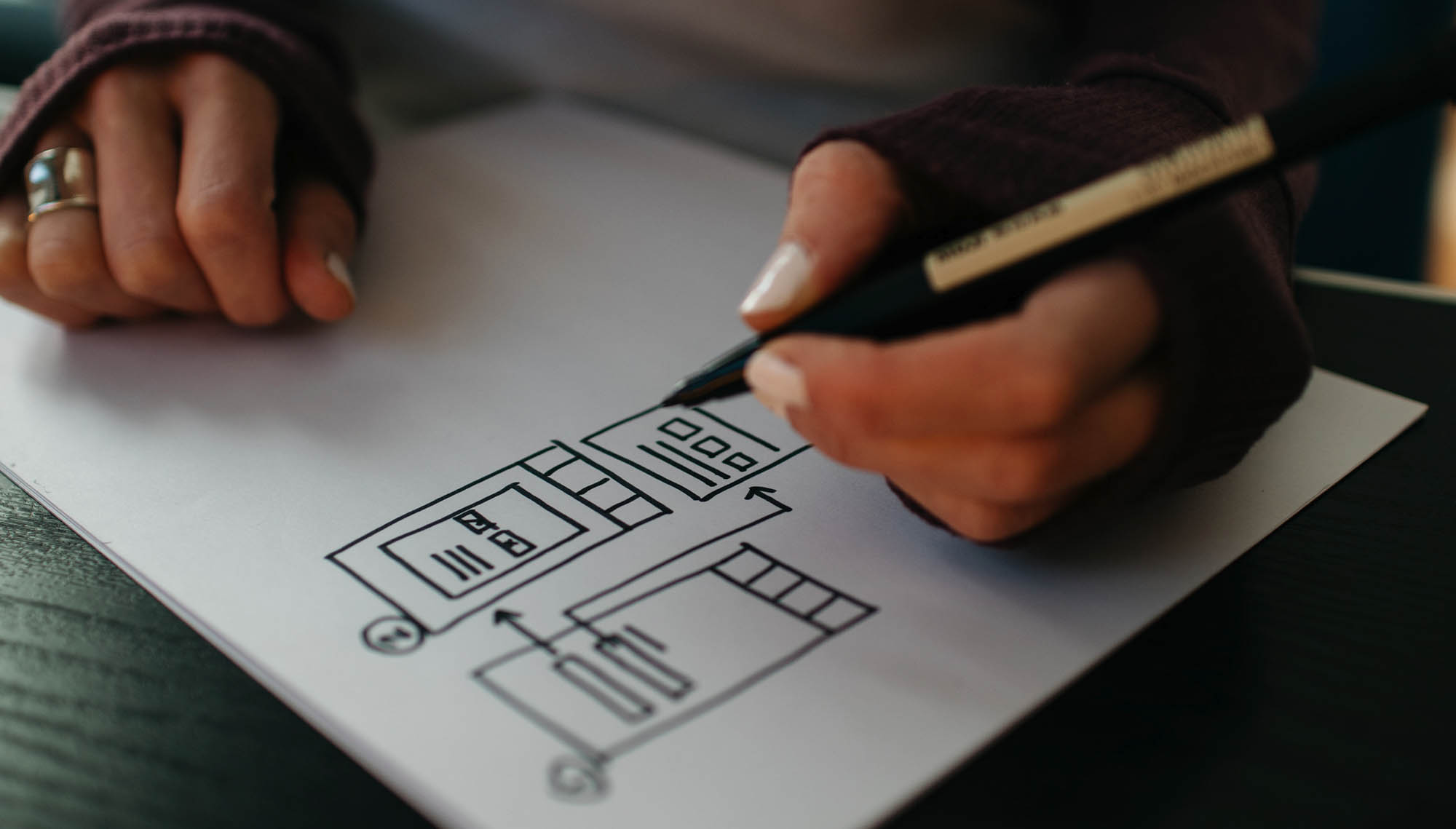 Lo-fi wireframes don't work, stop using them!